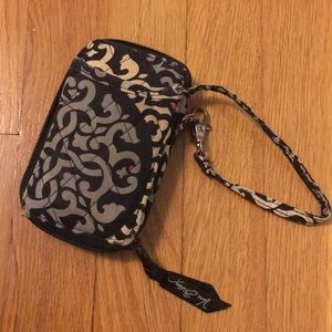 Vera Bradley Wristlet Wallet